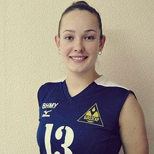 Oksana Yakovchuk