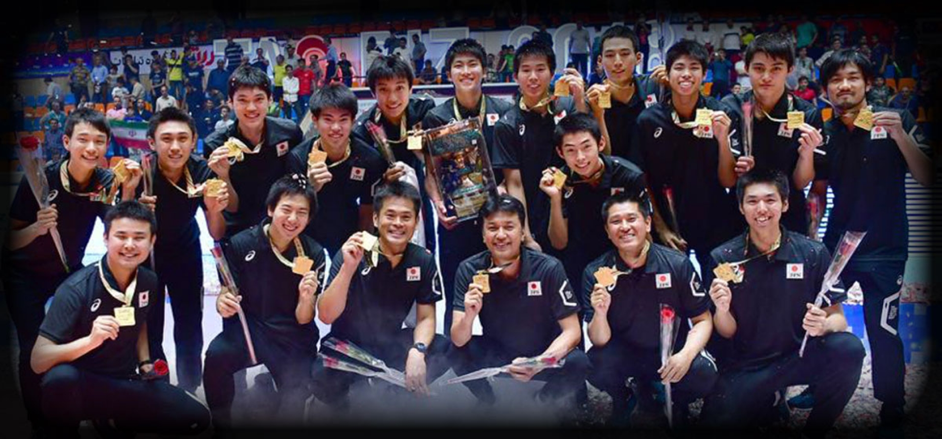 HISTORICAL SUCCESS FROM JAPANESE U-18 TEAM AT ASIAN CHAMPIONSHIP !